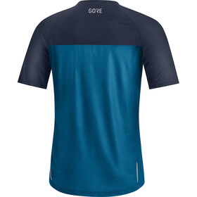 GORE WEAR Trail Shirt Men, niebieski